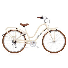 Electra Townie Commute 8D EQ Kobiety, cream